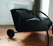 Cor Zyklus Sessel schwarz weiß