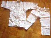Judoanzug Marke Rucanor Größe 120