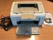 Laserdrucker HP Laser Jet P