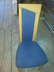 Holz-Stühle sehr gut erhalten mit