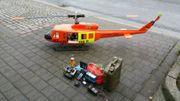 Bell UH1-D komplett mit Jet-cat