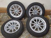 Original BMW Felgen mit Reifen
