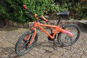 Mountainbike Kinder 20 Zoll 5-Gang