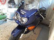 Suzuki gsxf gsx750f baujahr 2004