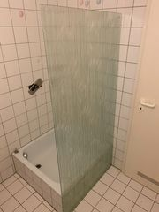 Duschwand 90 x 180 cm
