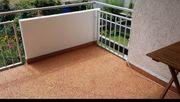 Steinteppiche Balkon Bedchichtungen