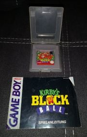 Kirby s Block Ball für