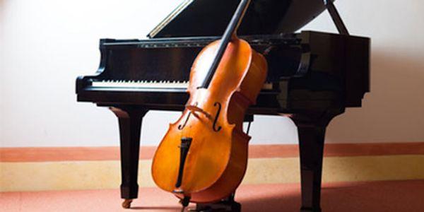 Cellounterricht Duo Klavier Cello