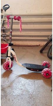 HUDORA Kiddyscooter joey Pinky