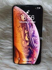 iPhone XS Gold Top Zustand