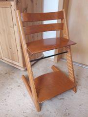 Stokke mitwachsender Stuhl