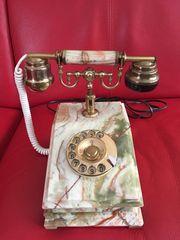 Telefonapparat Onyx aus dem Italien