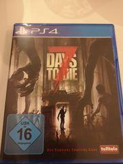 PS4-Spiel - 7 Days to die