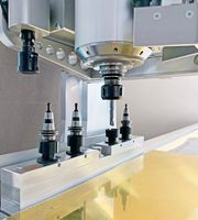 Professioneller CNC Service für Groß-
