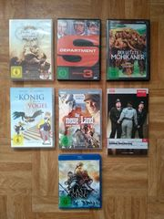 DVD Blu ray Sammlung 6