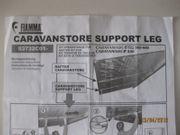 Support Leg für Fiamma Sackmarkisen
