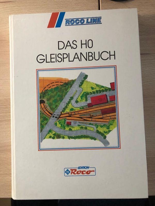 Roco Das H0 Gleisplanbuch