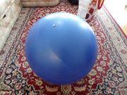 Gymnastikball dunkelblau