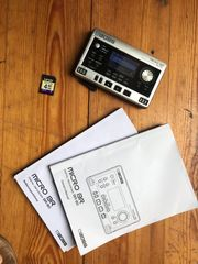 Boss BR-80 Mehrspur-Recorder
