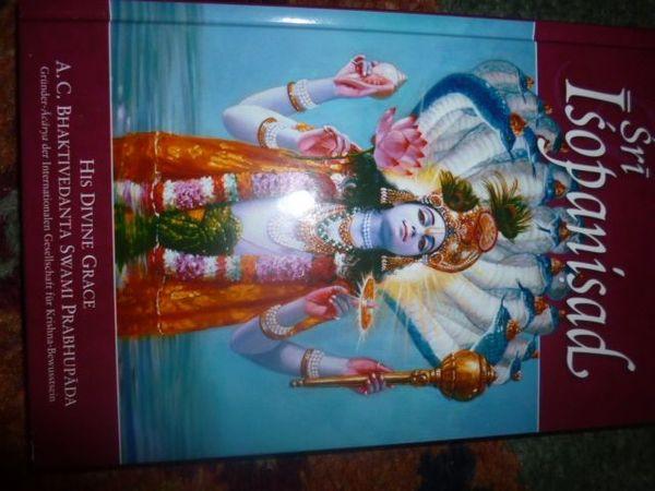 Esoterik Buch Sri Isopanisaad