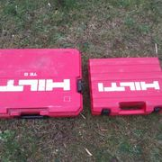 2 Hilti Koffer TE5 SF