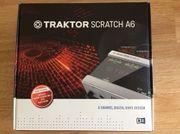 Native Instrument Tracktor Scratch A6