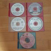 CD s und Kassetten mehrere