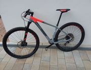 Carbon Mountainbike Cube Reaction GTC