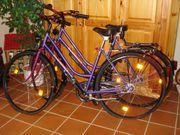 2 Damenfahrräder