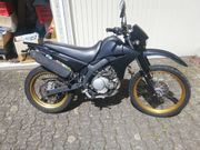 Yamaha XT 125 R schwarz