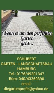 SCHUBERT GARTEN - U LANDSCHAFTSBAU HAMBURG