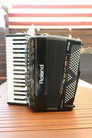 Akkordeon V-Accordion Roland FR3-X schwarz