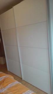 Schlafzimmer Schwebetuerenschrank