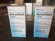 Aurumheel Tropfen homöopathisch ungeöffnet 100