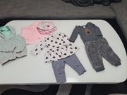 Babykleidung größe 68-74 50 Teile