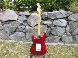 Bild 4 - Fender Mexican Stratocaster CAR HSS - Königswinter