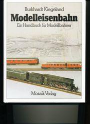 Modelleisenbahn Handbuch für Modellbahner