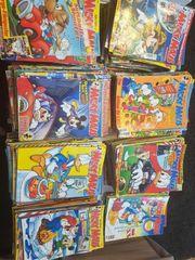Verkaufe ca 500 Mickey Maus