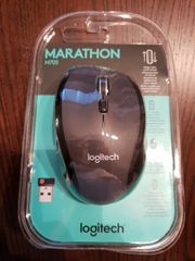 Neue Logitech kabellose Laser Maus