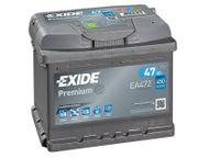Exide Premium Carbon Boost Autobatterie