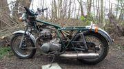Kawasaki z 400 - Teile