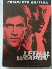 Lethal Weapon 1-4 DVD Box