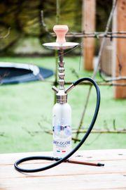 Grey Goose Custom Shisha Hookah