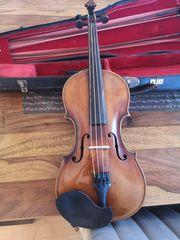gut erhaltene Violine