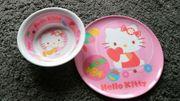 Hello Kitty Prinzessin Lillifee Kindergeschirr
