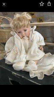 Porzellan Puppe zu verkaufen