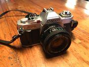 Spiegelreflexkamera Canon AV1