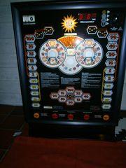 Alter Geldspielautomat