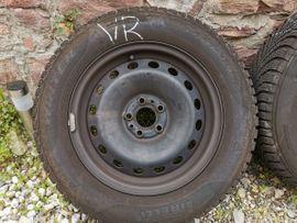 Winter 195 - 295 - 4 Pirelli Winterreifen Kompletträder auf