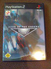 PS 2 Spiel Zone of